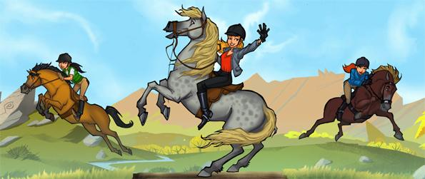 Star Stable - Online Horse Game - Play and Ride Your Horse in a 3D World!