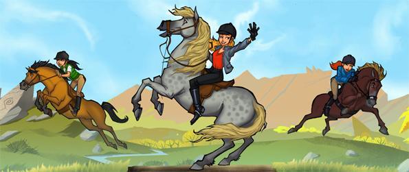 Star Stable - Wejdź do wspaniałego świata koni i przygody w oszałamiającej krainie 3D – Jorvik.