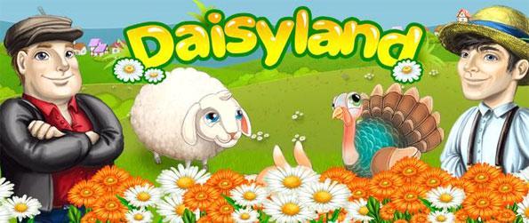 Daisyland - Enjoy a cute & fun farm game with a twist!