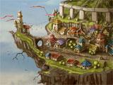 Wizard 101 Tree City