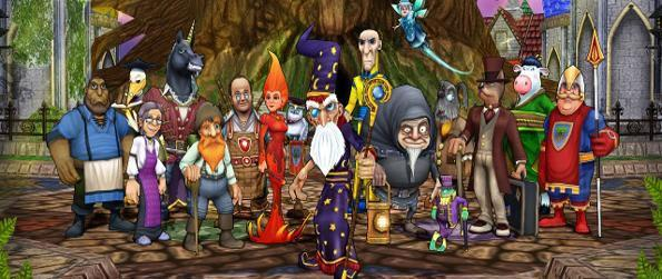 Wizard 101 - Enter a fantasy world full of magic and mystery in this stunning game.