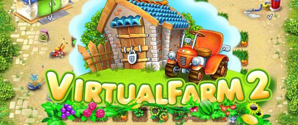 Virtual Farm 2 - Manage your own brilliant farm as you grow crops to sell in a cute 3D world.