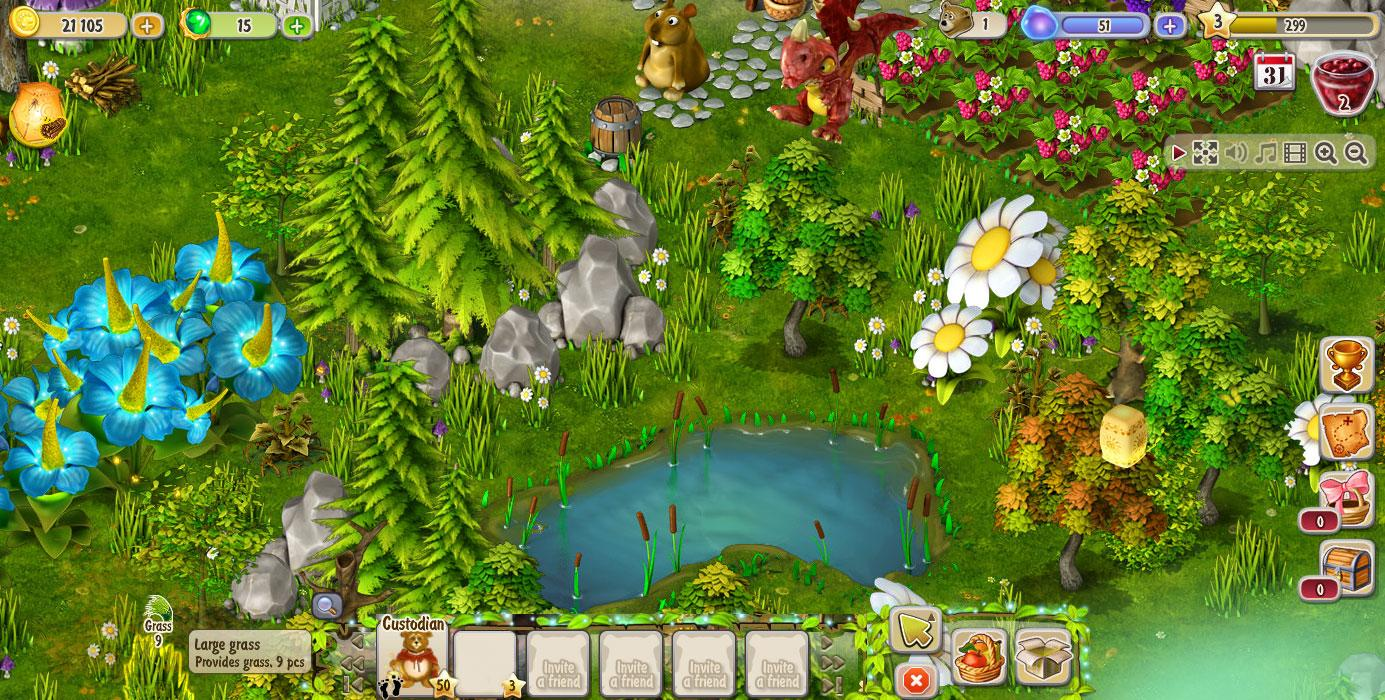 Fantasy Garden Review Play Games Like
