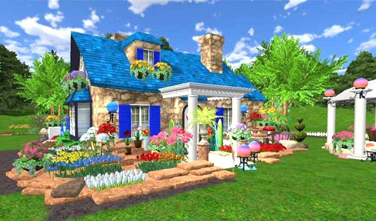 Find ideas from images gallery and colection for Garden design game