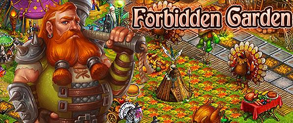 Forbidden Garden - Be the villain in this amusing management game and expand your minions to secure growth in your very own citadel of evil.