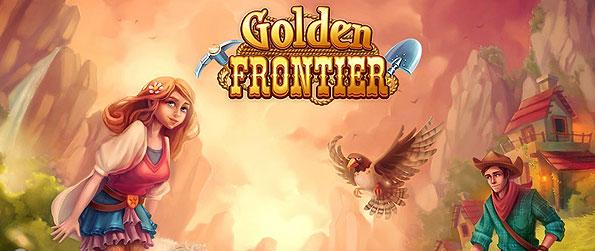 Golden Frontier - Simulate the role of a prospector in the Cloudy Lands and hack your way through the treasures of the land in this wonderful facebook game.