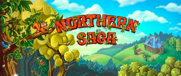 Northern Saga - Set up a magical farm in the mystical northern lands in Northern Saga