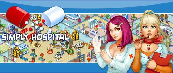 Simply Hospital - Become the owner of a brand new hospital and start managing it in this amazing game, Simply Hospital!
