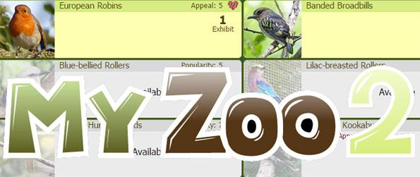 My Zoo 2 - Play this high quality game and enjoy the experience of building your very own zoo from scratch.