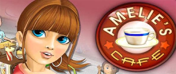 Amelie's Cafe - Immerse yourself in this excellent time management game that's sure to deliver.