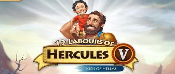 12 Labours of Hercules: Kids of Hellas - Play the latest release in this sensational time management released that has captured the hearts of many.