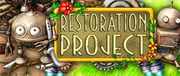Restoration Project - Play this exciting game in which you must rebuild the entirety of society from the ground up.