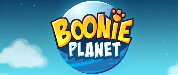 "Boonie Planet - Dive into a virtual world full of cute ""monsters"" and daily challenges."