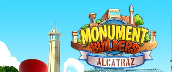Monument Builders: Alcatraz - Relive the history of America's most popular prison by building it yourself.