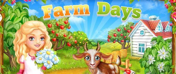Farm Days - Develop your own virtual farm in full three-dimensional graphics.