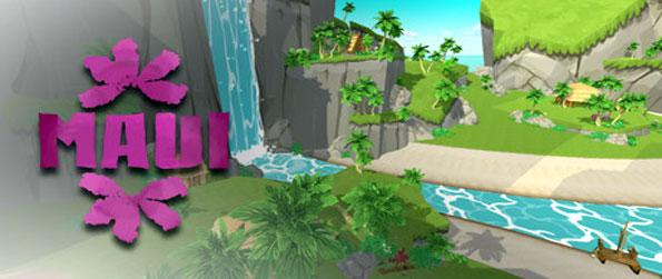 Maui - Enjoy this highly immersive adventure game that's sure to impress.