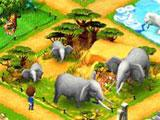 Elephants in Wonder Zoo