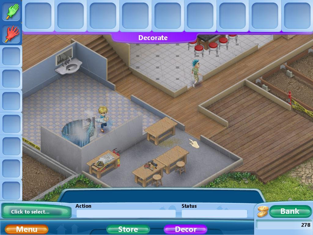 Http Www Virtualworldsland Com Games Virtual Families 2 Our Dream House