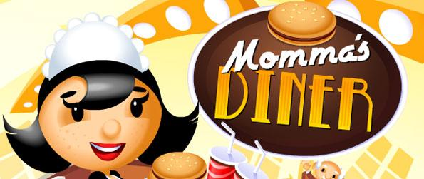 Momma's Diner - Play Momma's Diner and live the real life experience of managing your own restaurant.