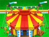 The big top in My Free Circus