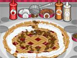 Papa's Bakeria: Pie topping