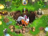 Protect the gryphon in Elven Legend
