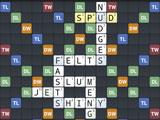 Wordfeud Large Game Board
