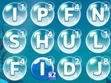 Bubble Words: Letter Splash gameplay