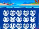 Bubble Words: Letter Splash fun level