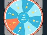 Wordbrain 2 Spin the Wheel