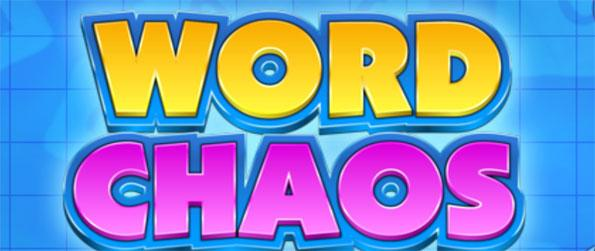 Word Chaos - Put your word finding skills to the test in Word Chaos!