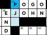 Highlight Letters on Daily Celebrity Crossword
