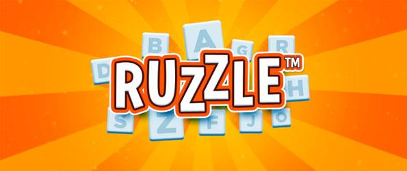 Ruzzle - Chain up letters to form words as fast as you can to claim victory and climb up the leaderboards in Ruzzle!