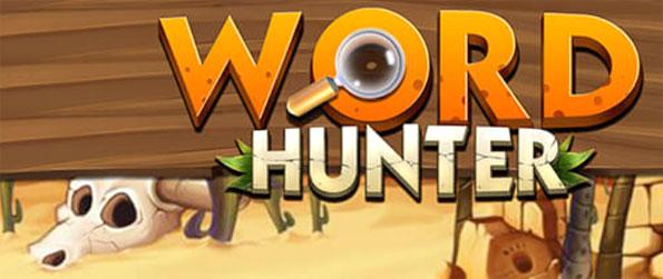 Word Hunter - Find the words and take them off the list as fast as you could.