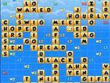 Word Chums Game Won