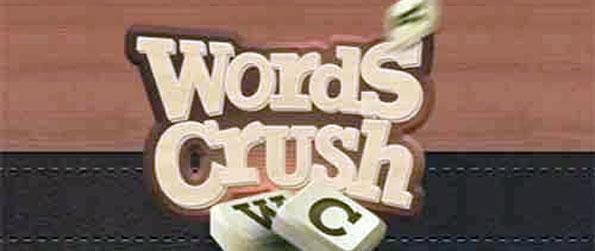 Words Crush: Hidden Words! - Use your vocabulary to find hidden words in Words Crush: Hidden Words!