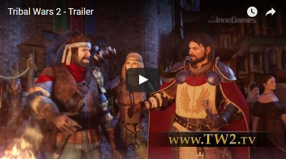 Tribal Wars 2 Trailer Video