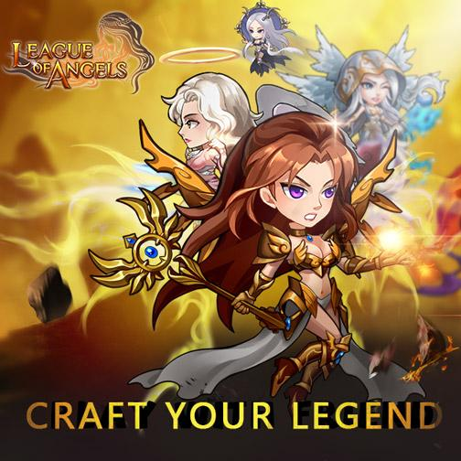 Release of the Power of Fairies in League of Angels!