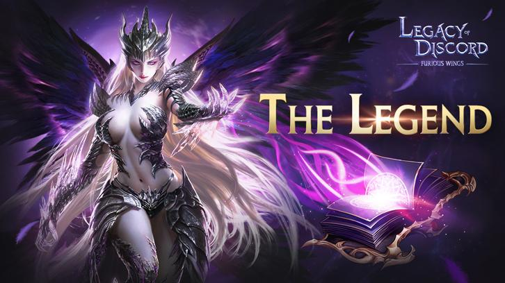 Legacy of Discord New Update: The Legend Unfolds