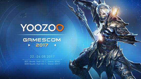 YOOZOO Games Brings Top ARPG and Charity Event to Gamescom 2017