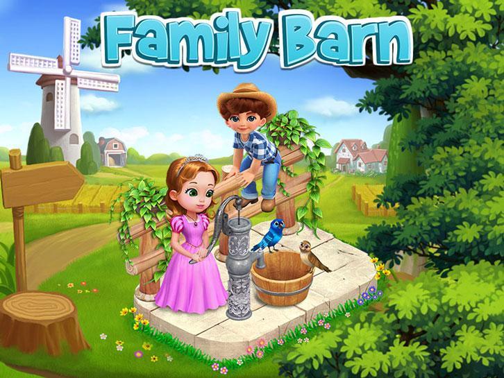 Meet Darryl's Childhood Sweetheart in Family Barn