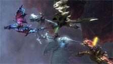 Dragons and Titans: Heading into combat