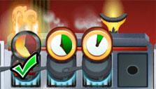Cooking in Cooking Dash