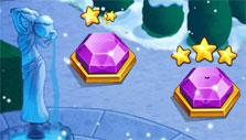 Jewel Academy: Level selection