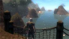 Dungeons & Dragons Online: Beautiful scenery