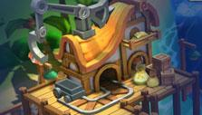 Warehouse in Island Story