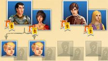 Imperial family in Game of Emperors