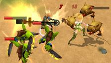 Dragon Nest: Saint Haven: Combat