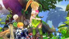 Dragon Nest: Saint Haven: Choosing a class