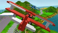Aerial Combat in Roblox